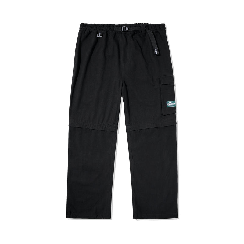 Butter Goods Hiking Zip Off Cargo Pants Product Photo