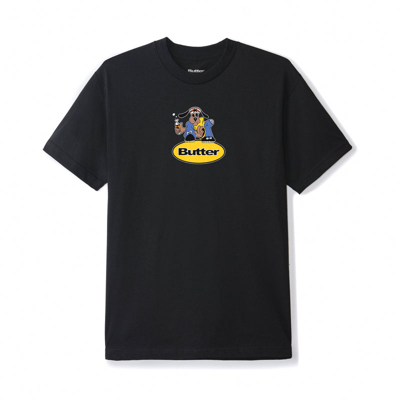 Butter Goods Homeboy Badge Tee Product Photo
