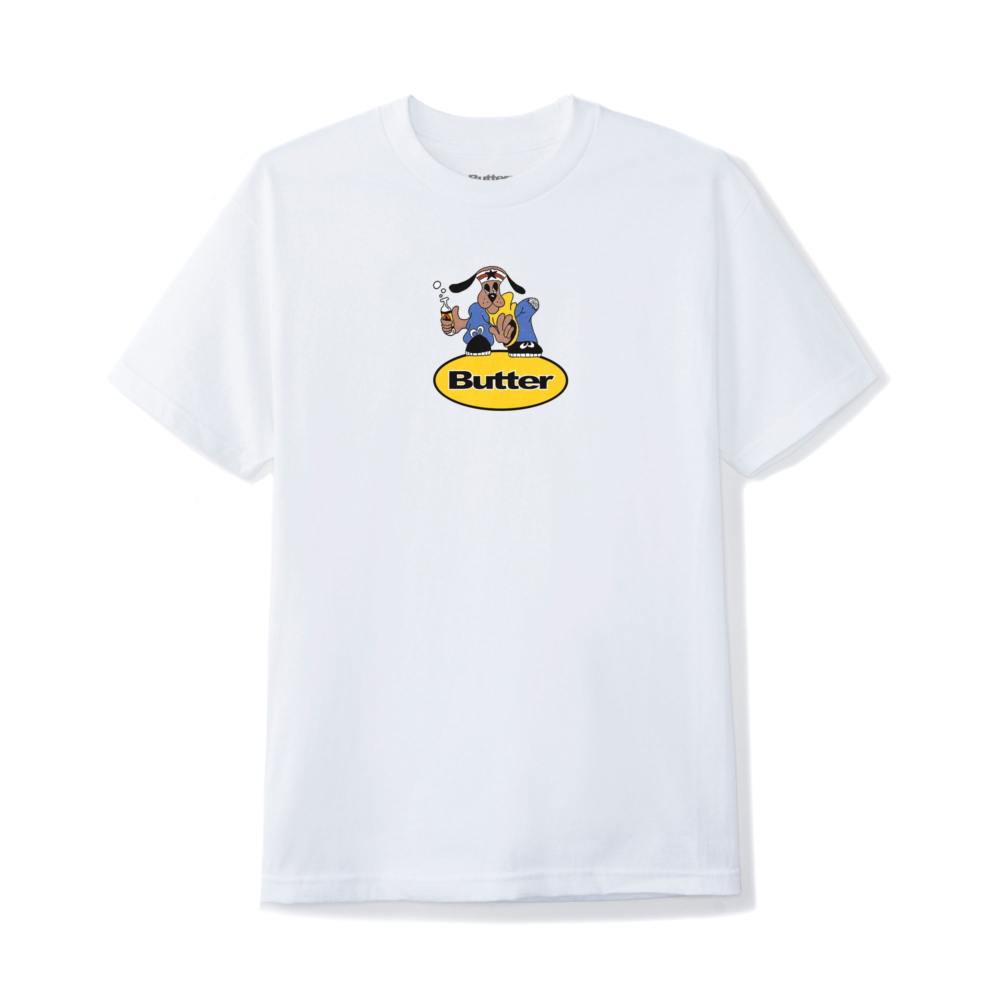 Butter Goods Homeboy Badge Tee Product Photo #1