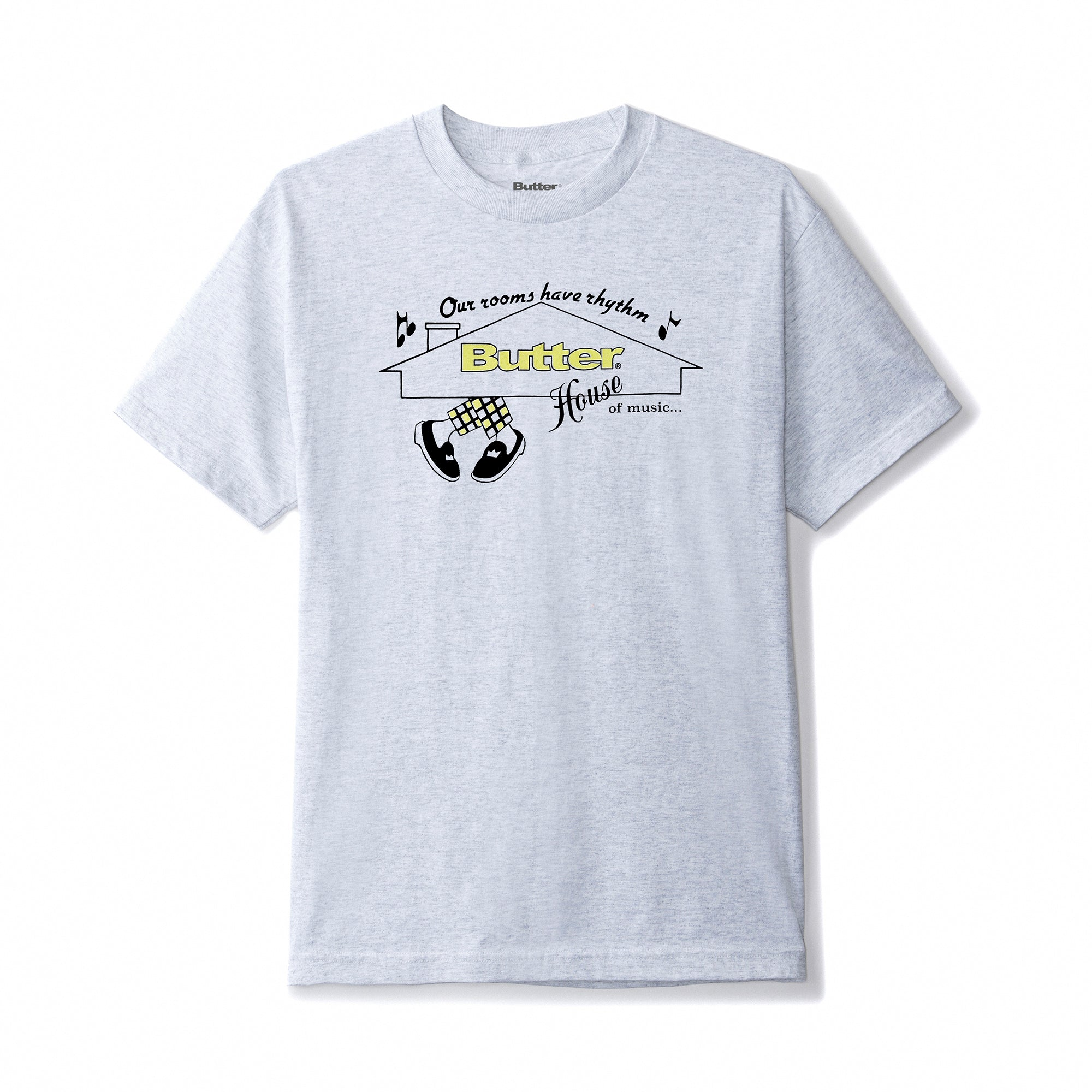Butter Goods House of Music Tee Product Photo #1