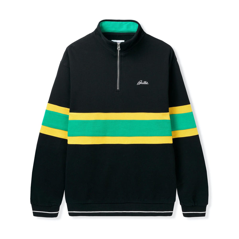 Butter Goods Marshall 1/4 Zip Product Photo