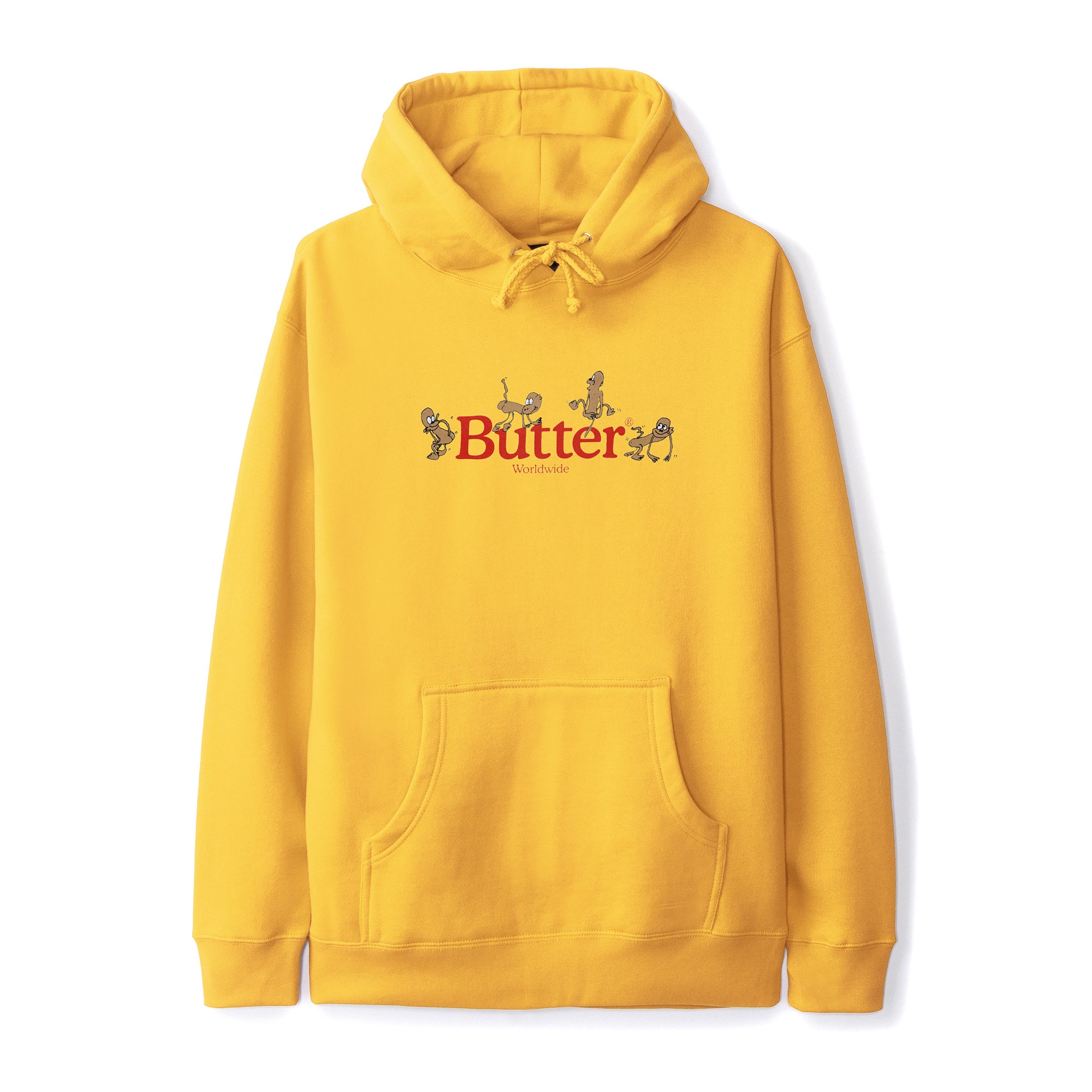Butter Goods Monkey Logo Hood Product Photo #1