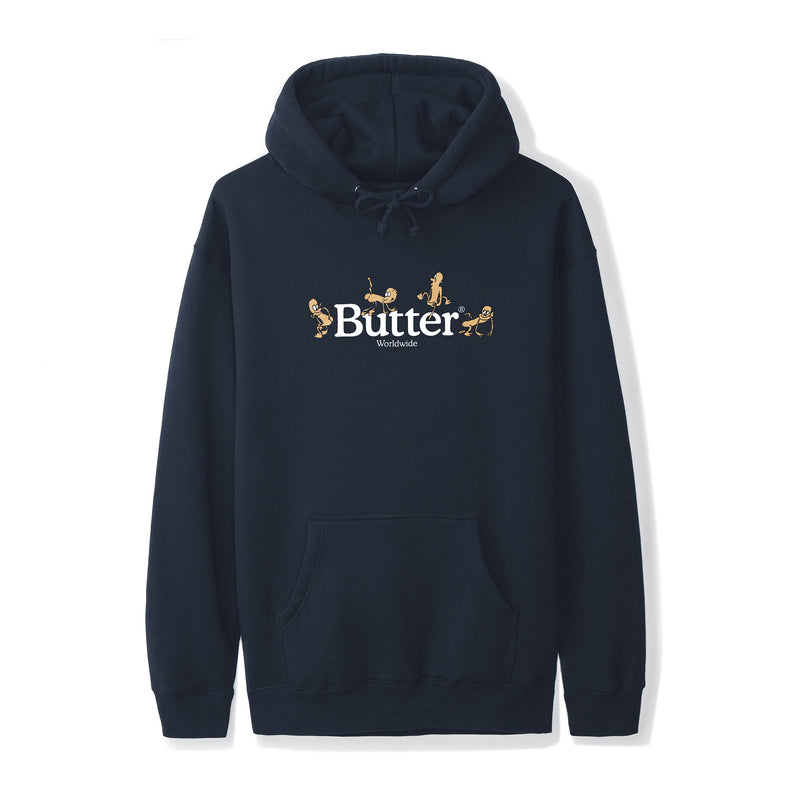 Butter Goods Monkey Logo Hood Product Photo