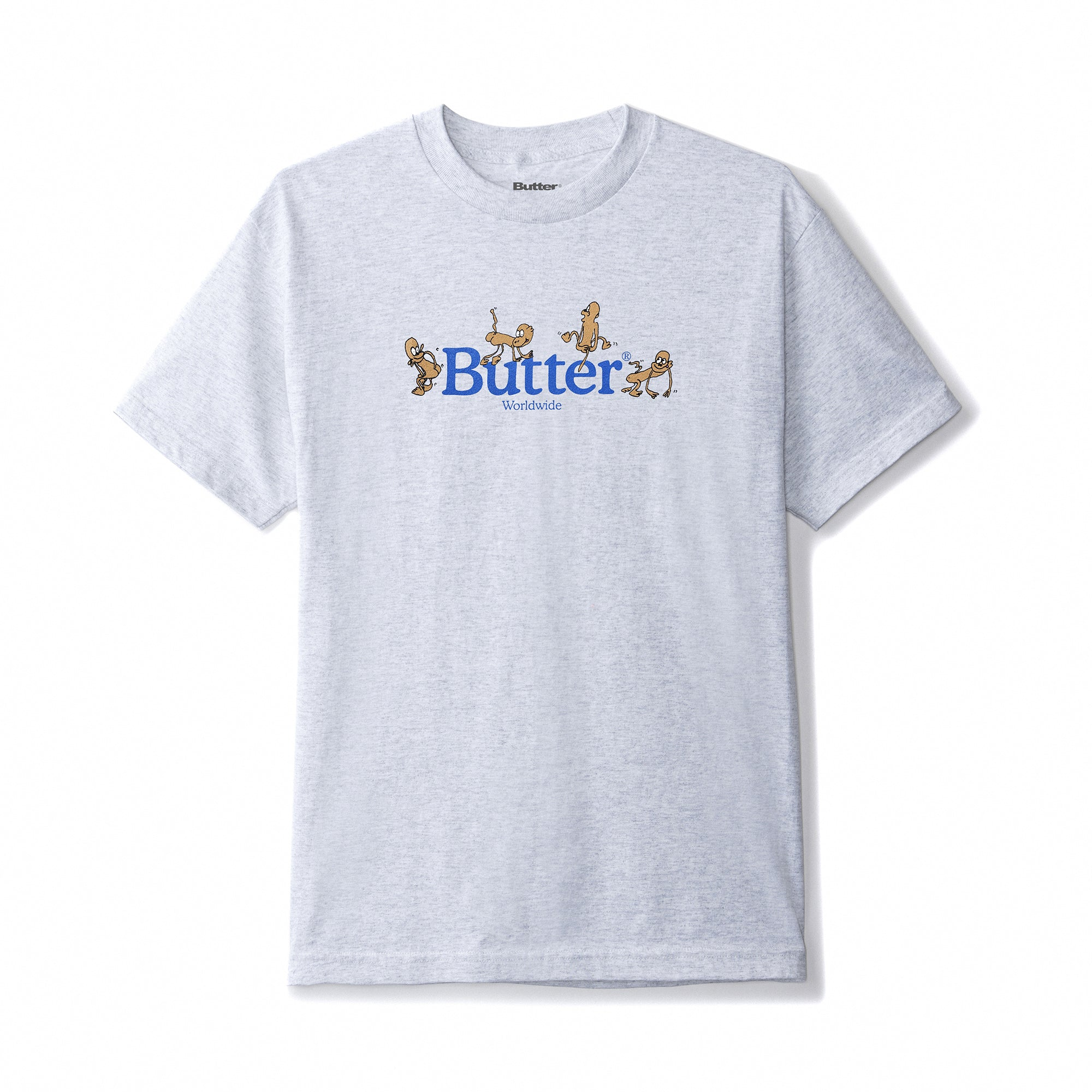 Butter Goods Monkey Logo Tee Product Photo #1