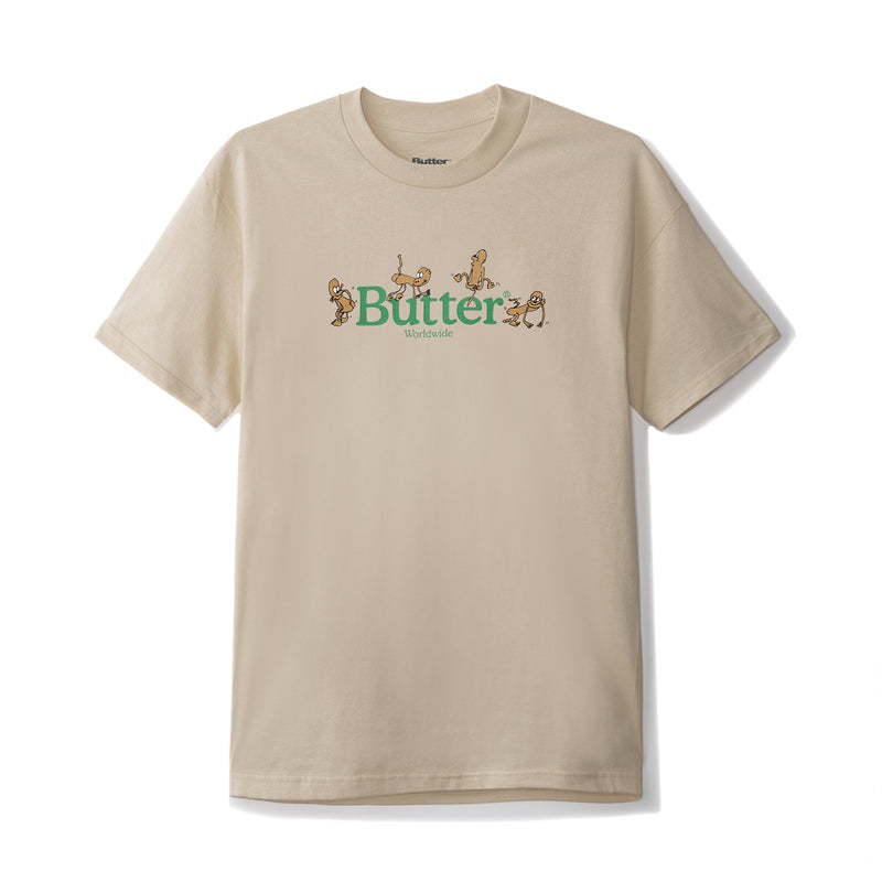 Butter Goods Monkey Logo Tee Product Photo