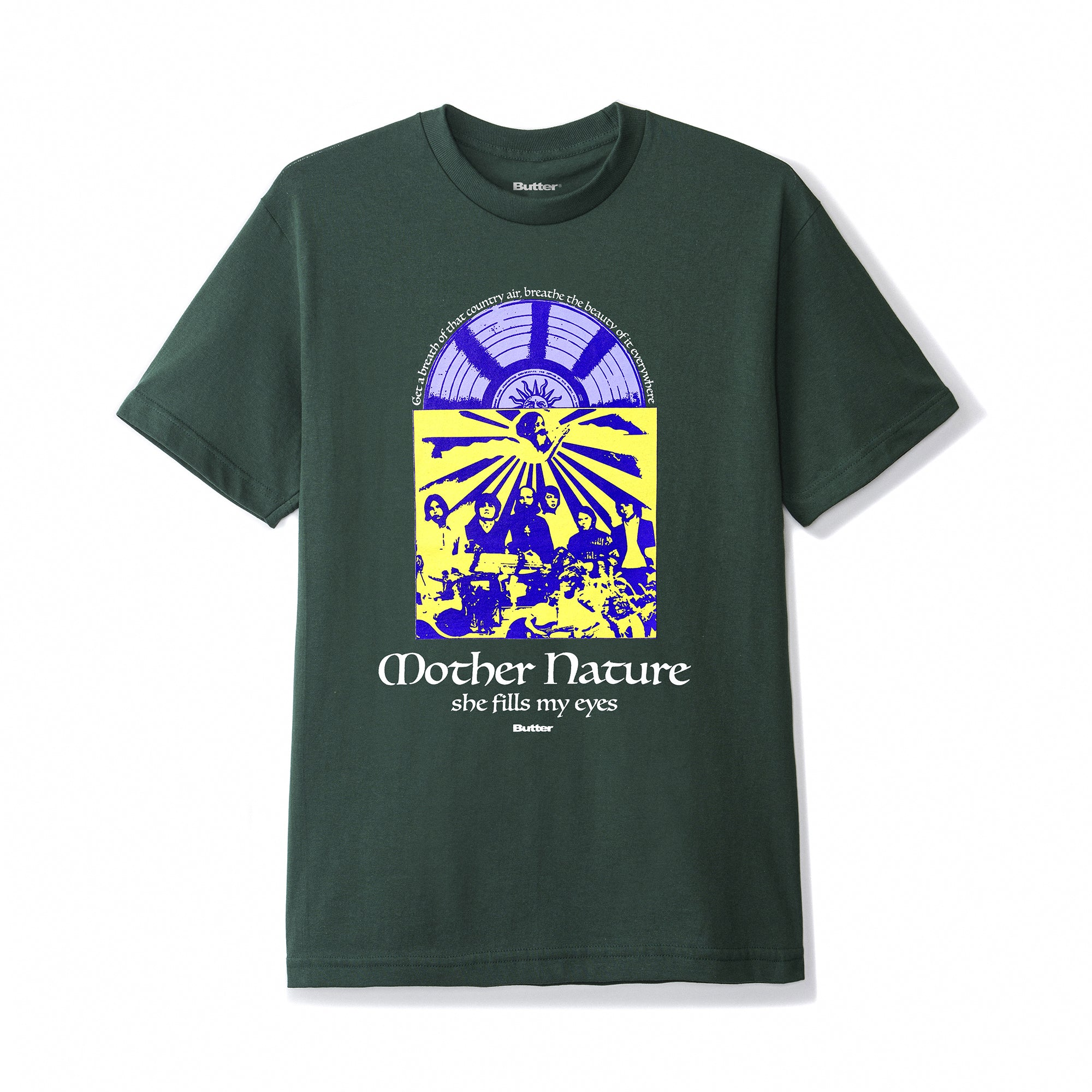 Butter Goods Mother Nature Tee Product Photo #1