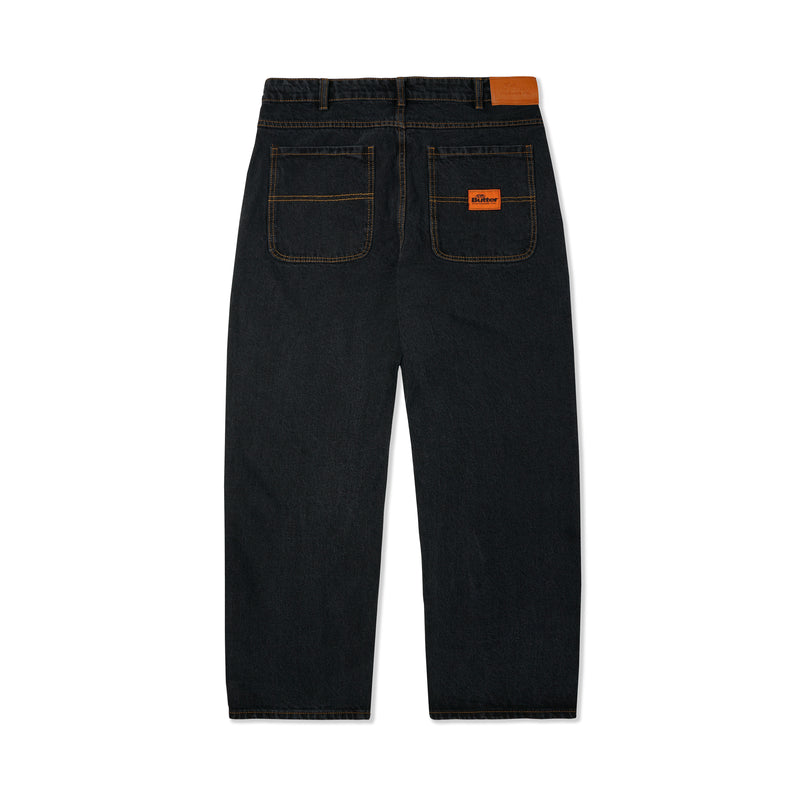 Butter Goods Santosuosso Denim Pants Product Photo