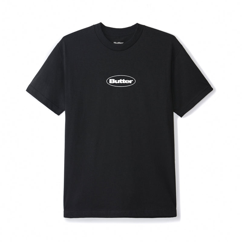 Butter Goods Puff Badge Logo Tee Product Photo