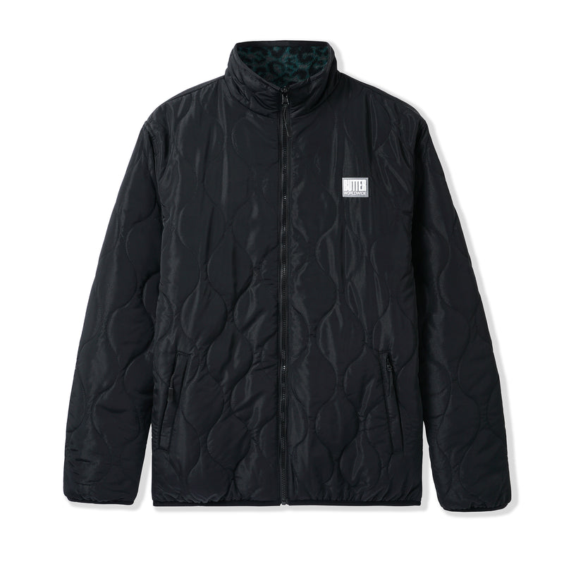 Butter Goods Reversible Puffer Jacket Product Photo