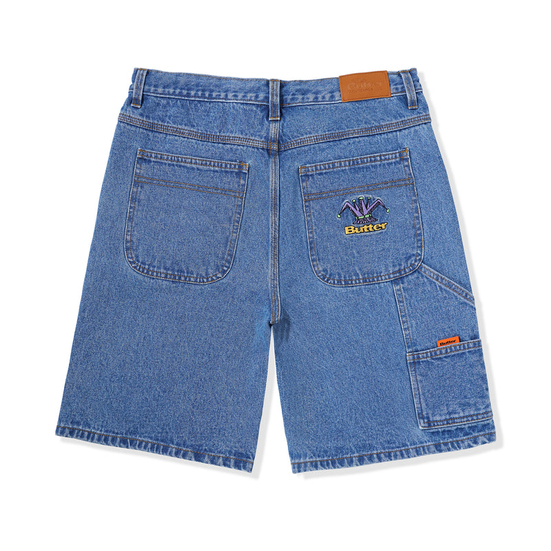 Butter Goods Royal Denim Shorts Product Photo