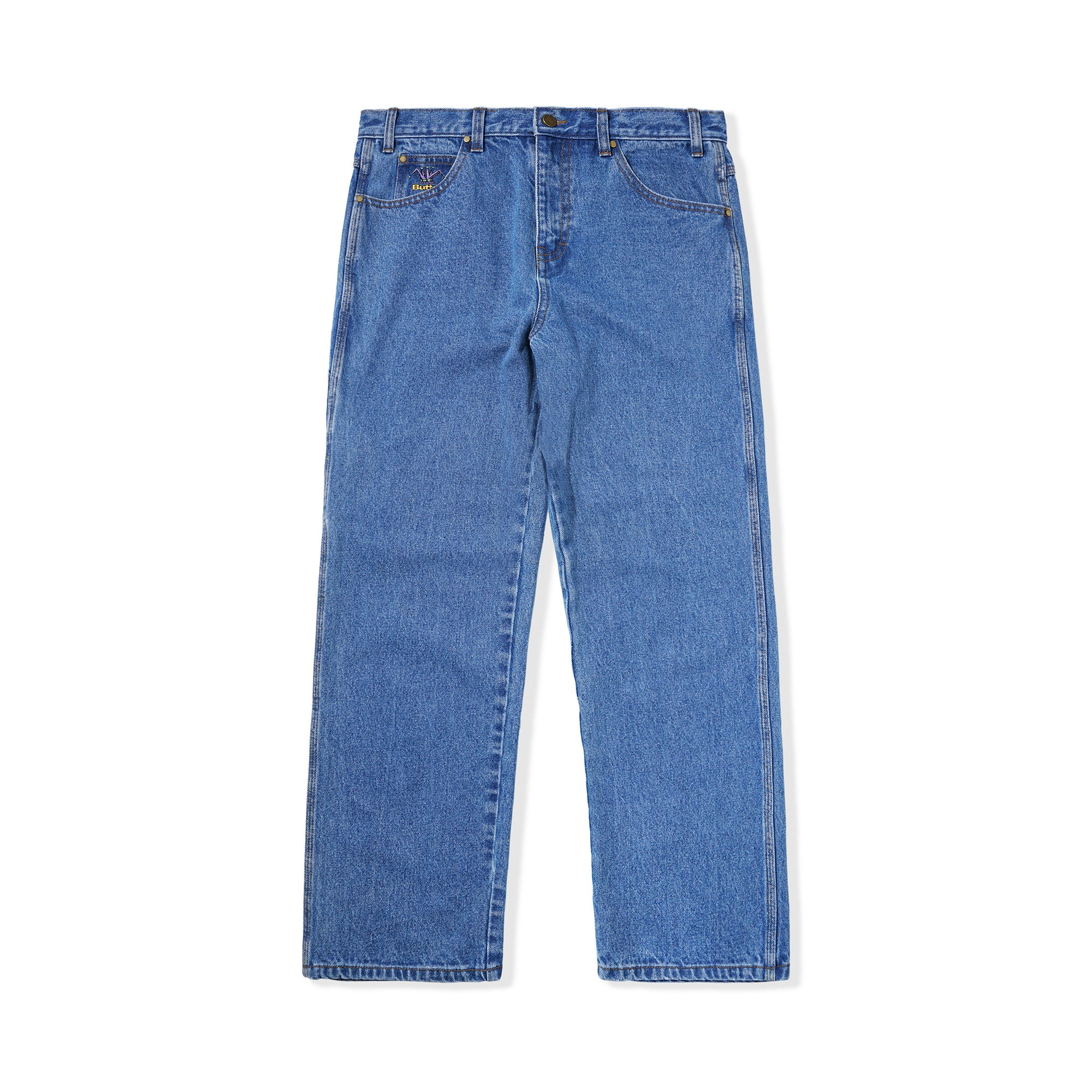 Butter Goods Royal Denim Jeans Product Photo #2