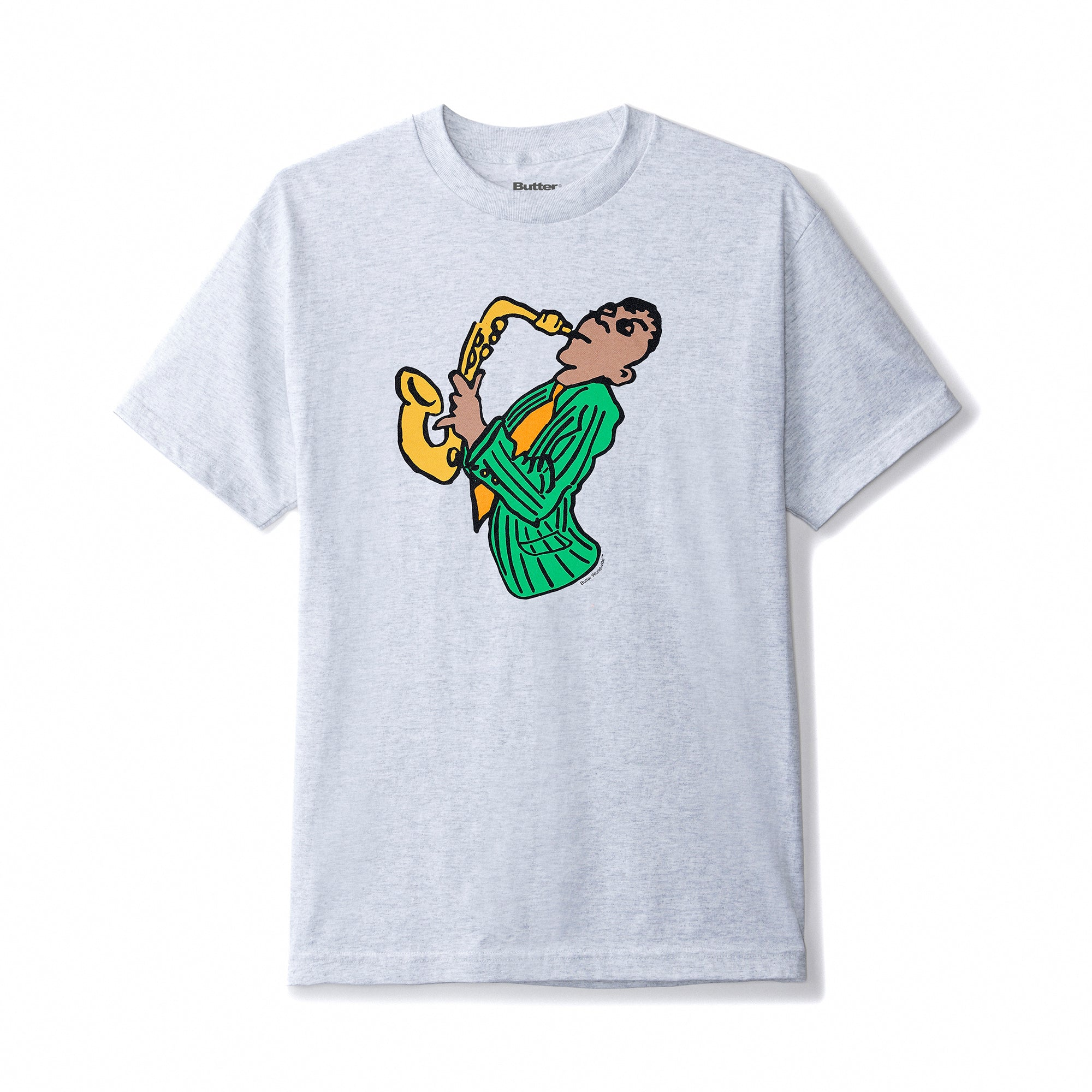 Butter Goods Sax Tee Product Photo #1