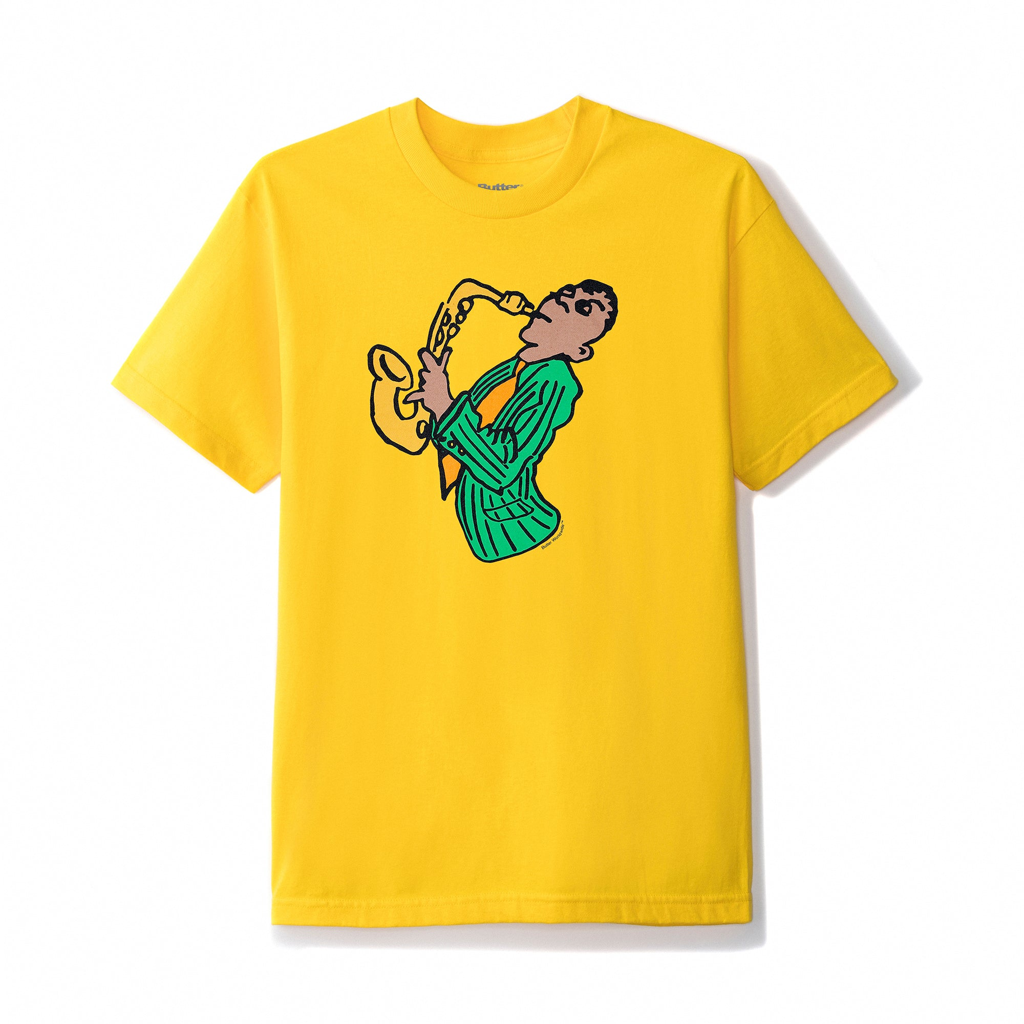 Butter Goods Sax Tee Product Photo #3
