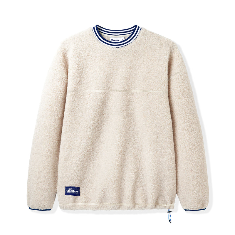 Butter Goods Sherpa Crewneck Product Photo