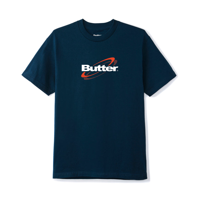 Butter Goods Technology Logo Tee Product Photo