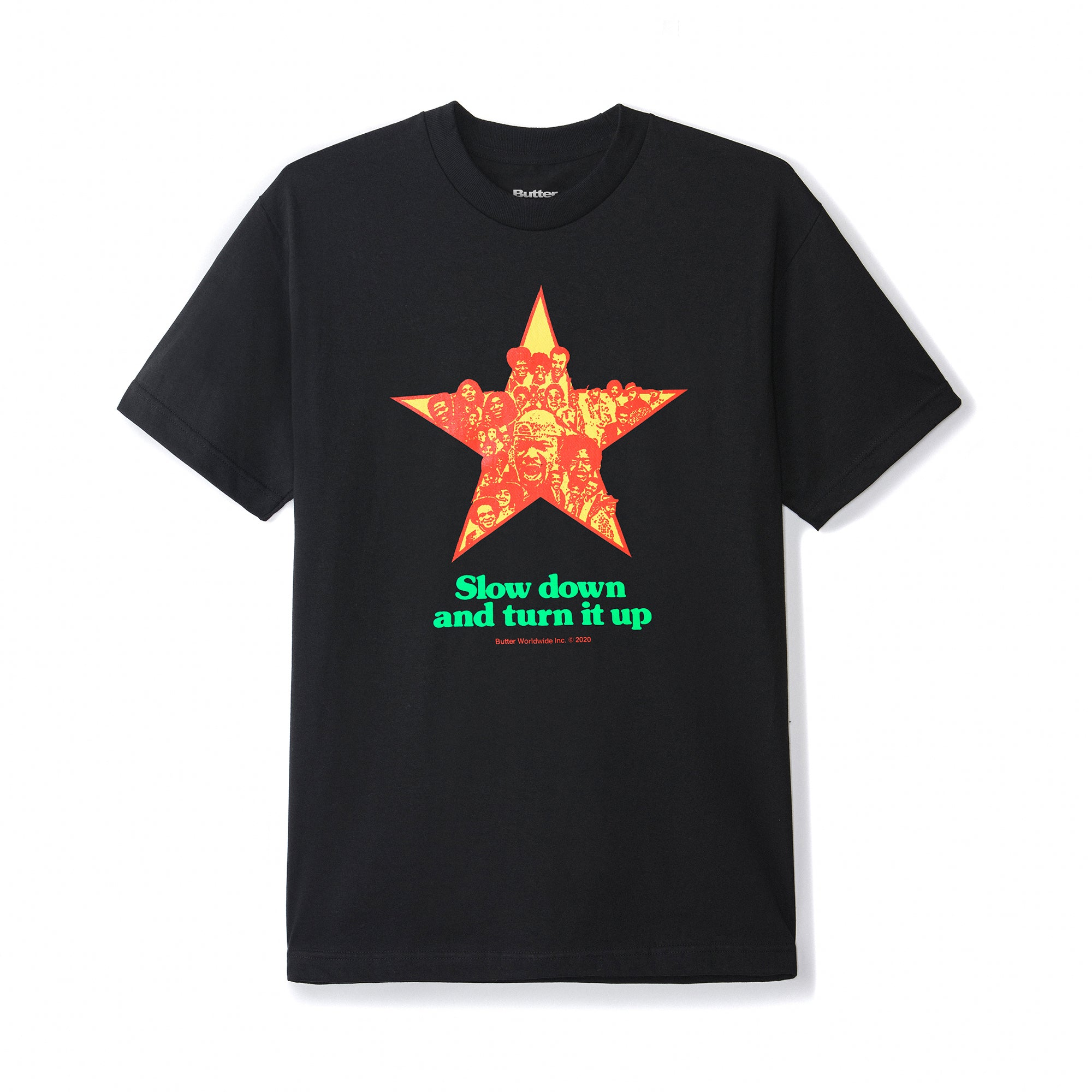 Butter Goods Turn It Up Tee Product Photo #1