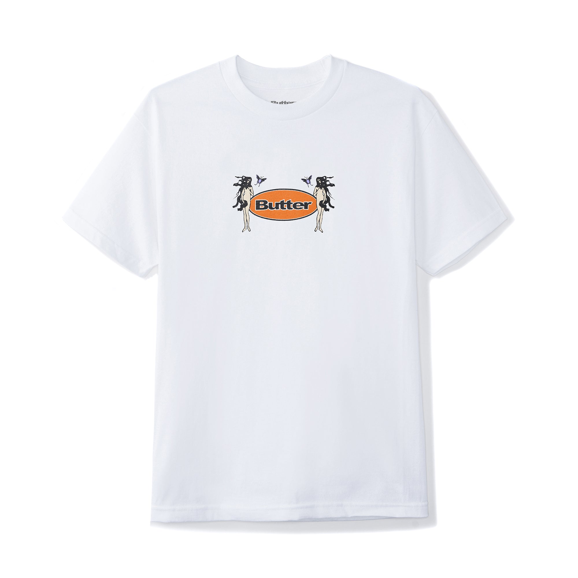 Butter Goods Venus Logo Tee Product Photo #1
