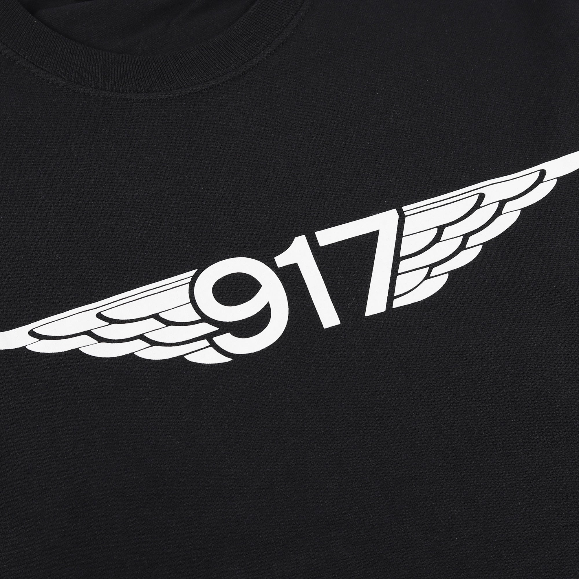 Call Me 917 Team Wings L/S Tee Product Photo #2