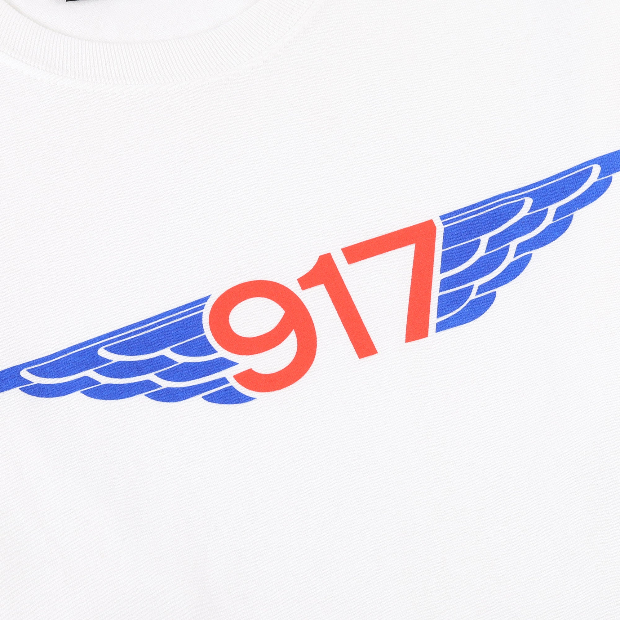 Call Me 917 Team Wings Longsleeve Tee Product Photo #2