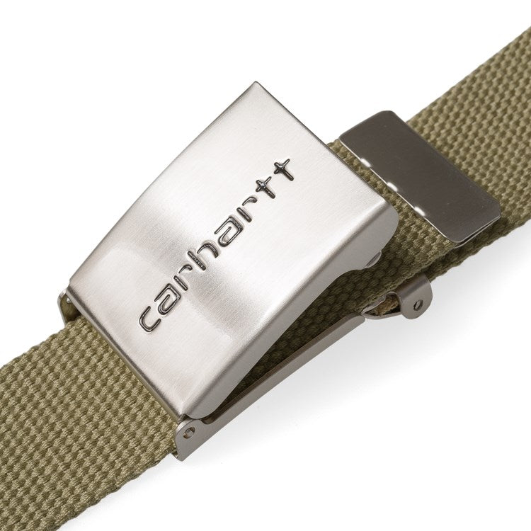 Carhartt Clip Belt Chrome Product Photo #2