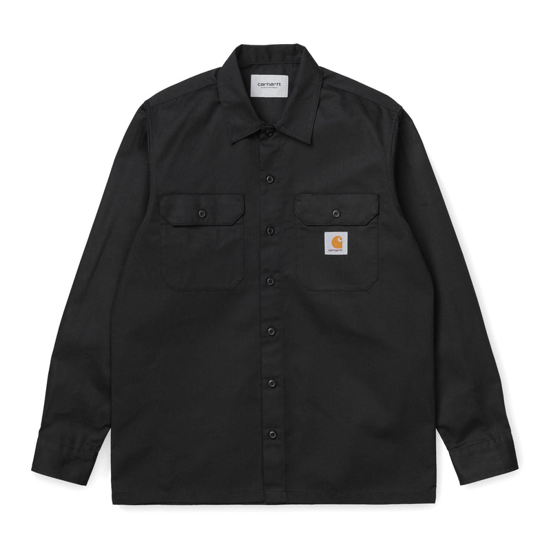 Carhartt Master L/S Shirt Product Photo