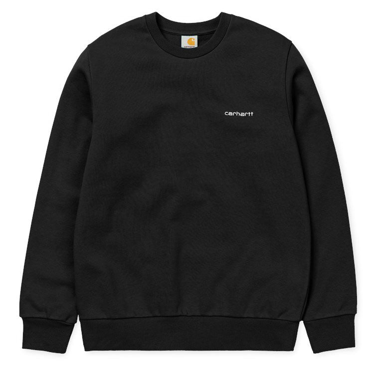 Carhartt Script Embroidery Crewneck Product Photo