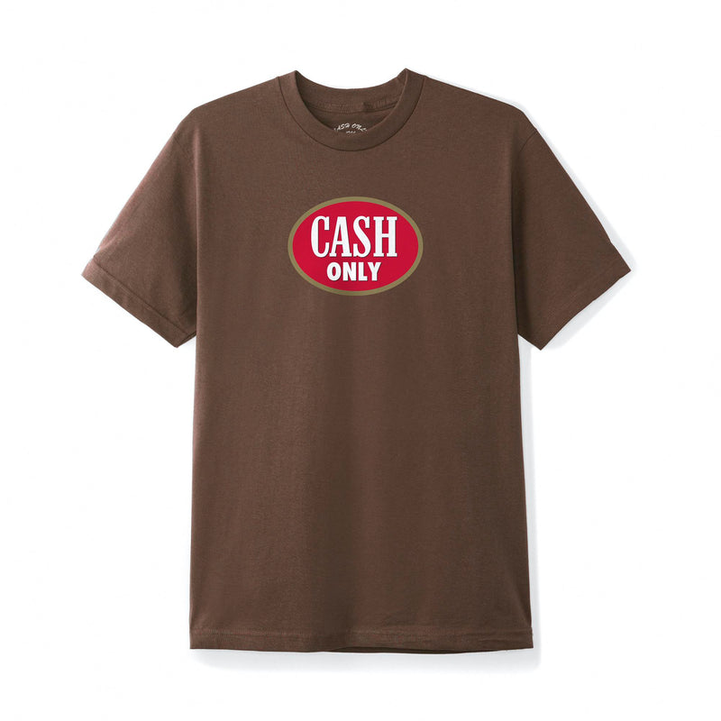 Cash Only Blunt Tee Product Photo