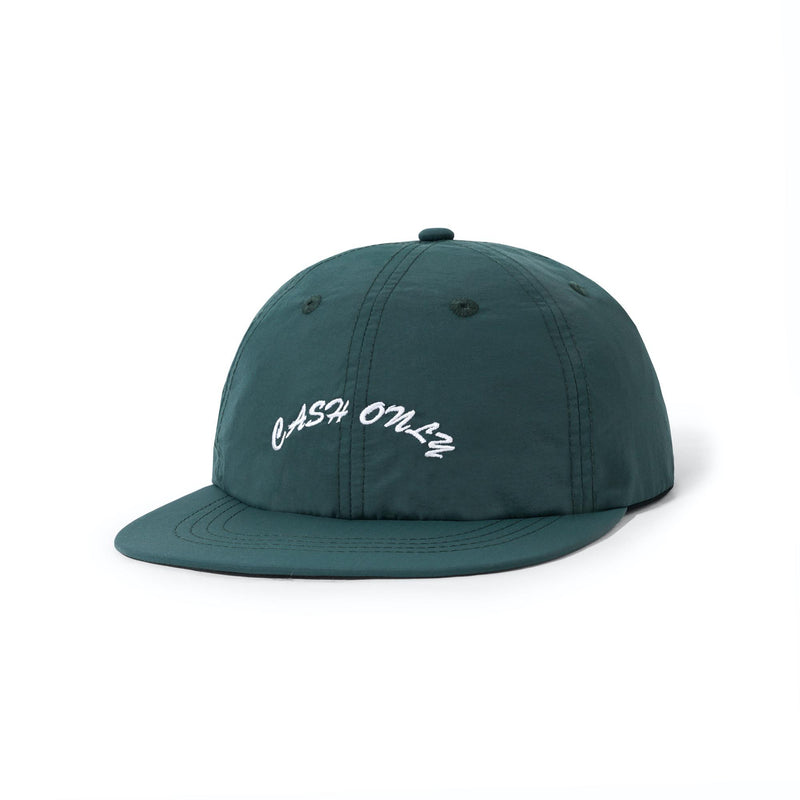 Cash Only Logo 6 Panel Cap Product Photo
