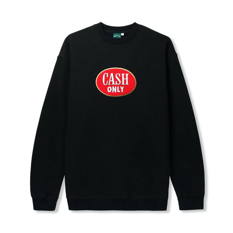 Cash Only Blunt Crewneck Product Photo