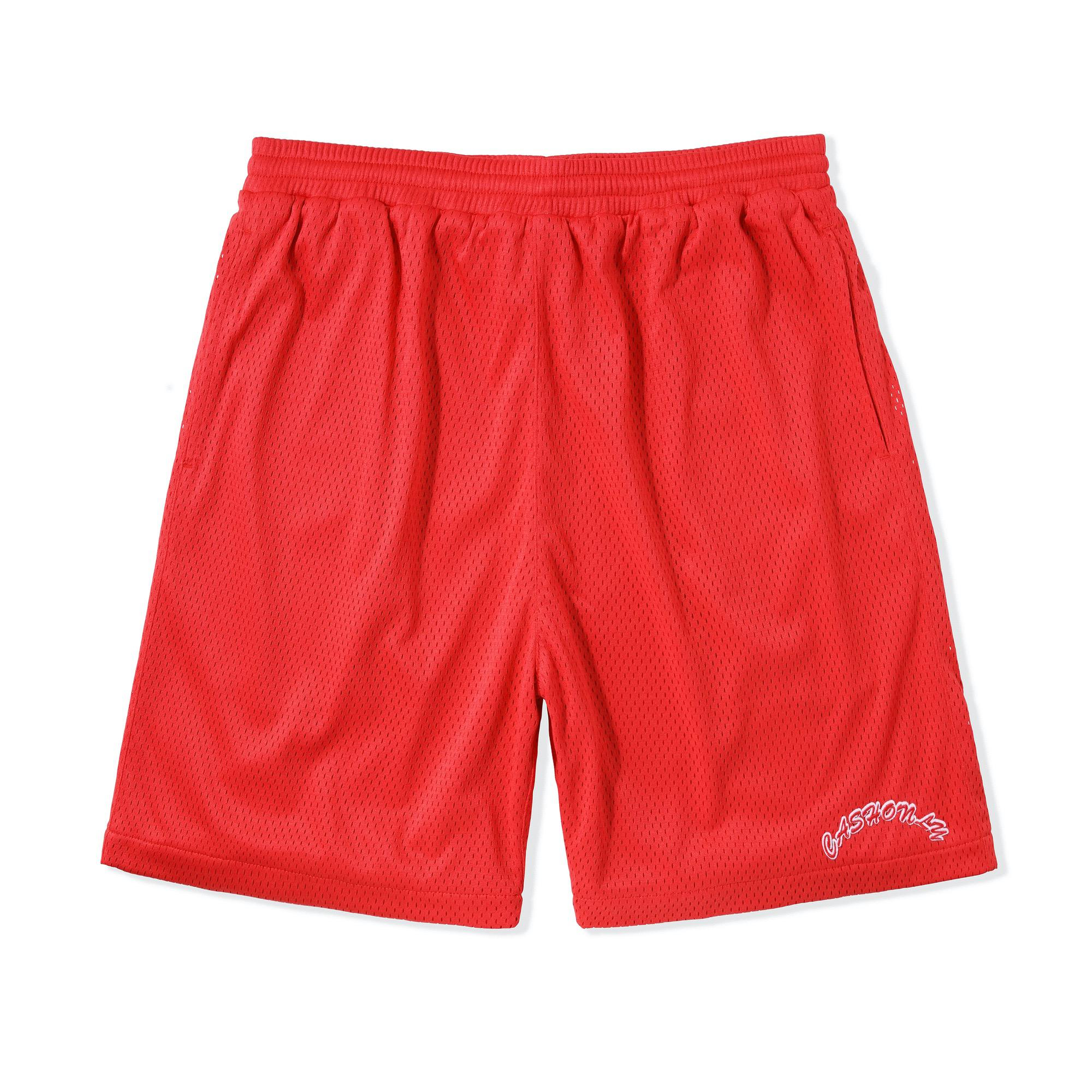 Cash Only Ball Mesh Shorts Product Photo #1