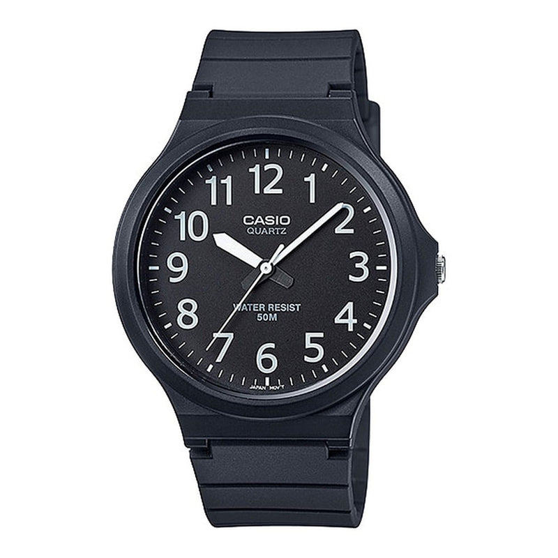 Casio Watch MW240-1B Product Photo