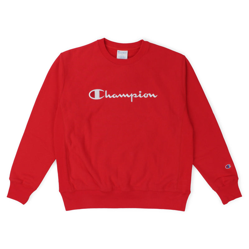 Champion Script Crewneck Product Photo