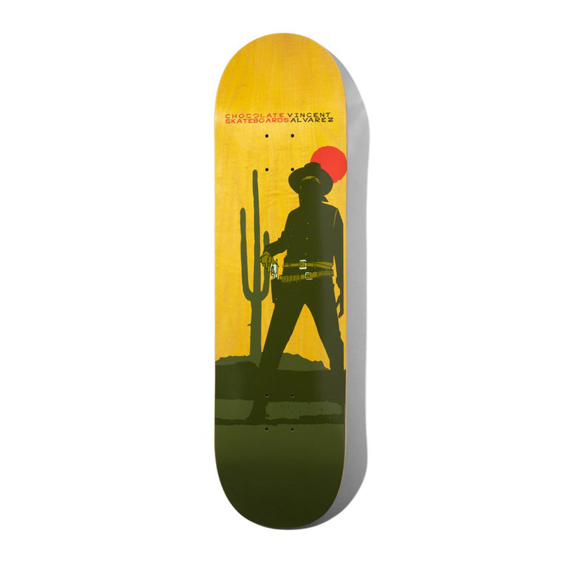 Chocolate Alvarez Cowboy Deck Product Photo