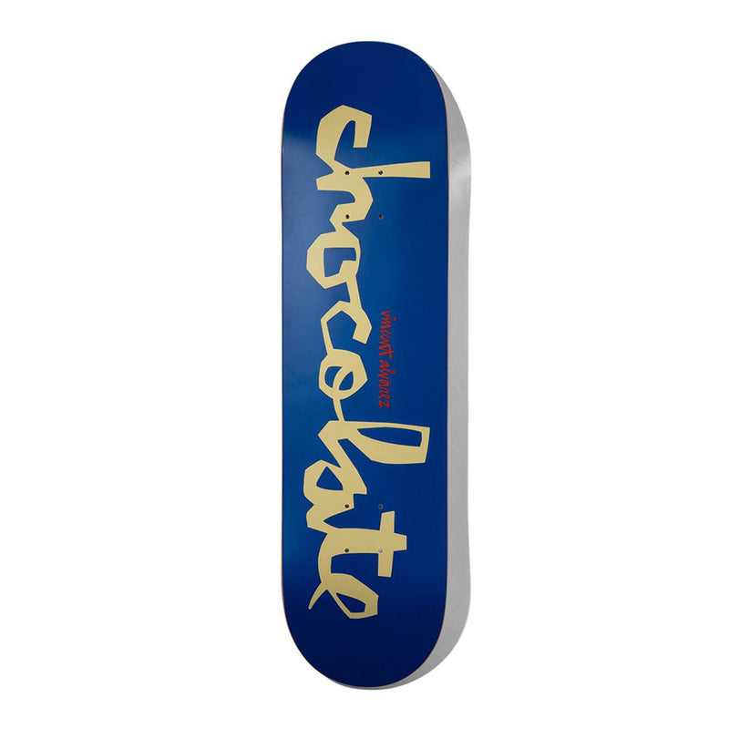 Chocolate OG Chunk WR 41 Alvarez Deck Product Photo