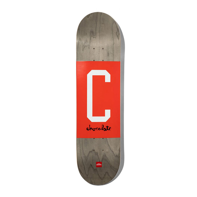 Chocolate Big C Fernandez Deck Product Photo