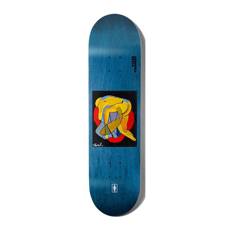 Girl Tangled One Off Pachecho Deck Product Photo