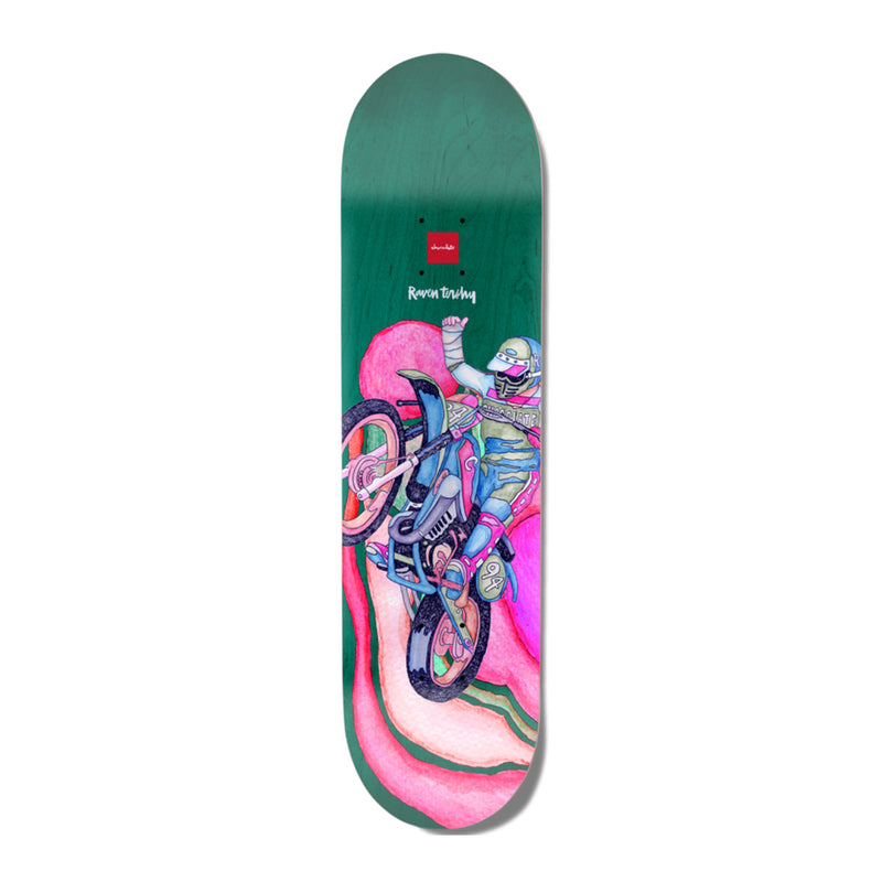 Chocolate Psych Bike WR 41 Tershy Deck Product Photo