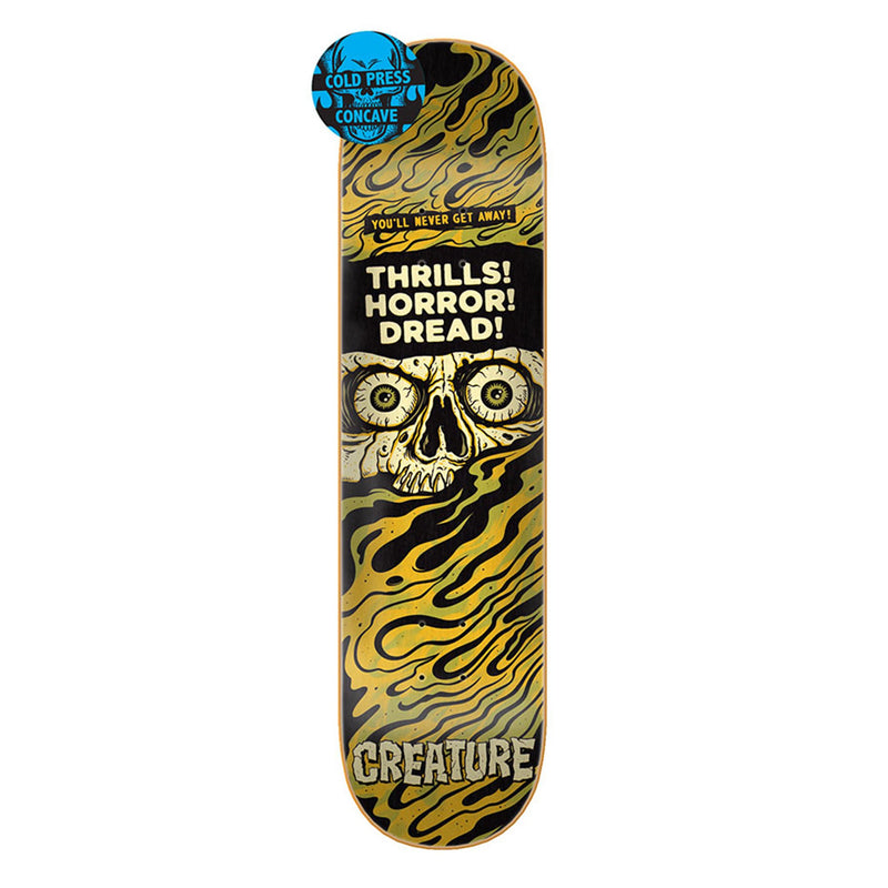 Creature Horror Feature Deck Product Photo