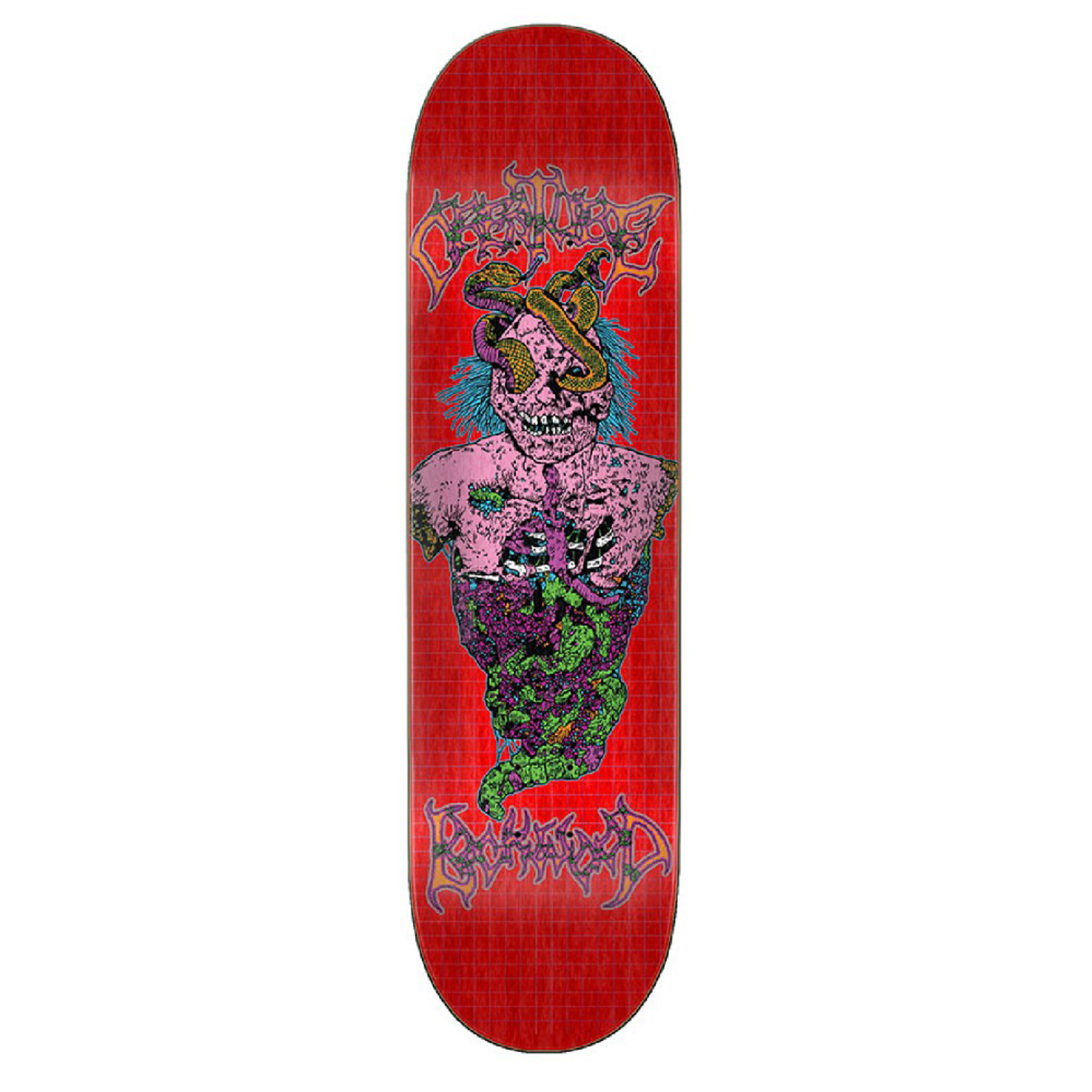Creature Lockwood Cadaver Deck - 8.25 Product Photo #1
