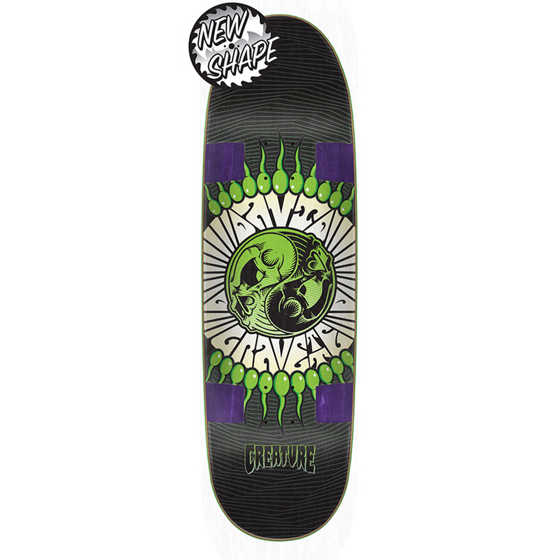 Creature Gravette Origins Deck - 8.8 Product Photo