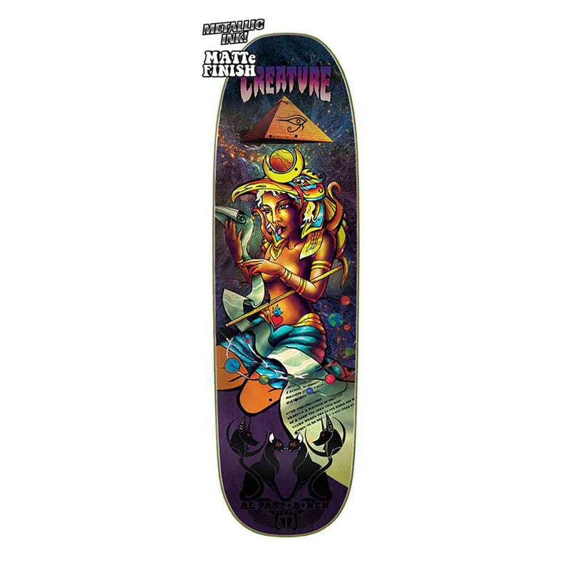 Creature Partanen Emerald Tablet Deck Product Photo