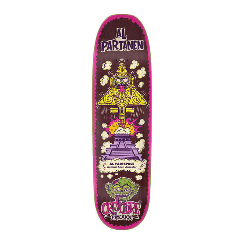 Creature Partanen Freaks Deck Product Photo