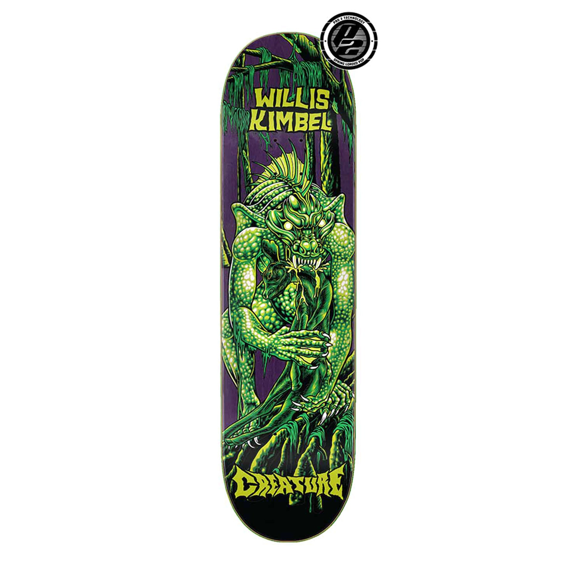 Creature Kimbel Swamp Lurker P2 Deck Product Photo #1