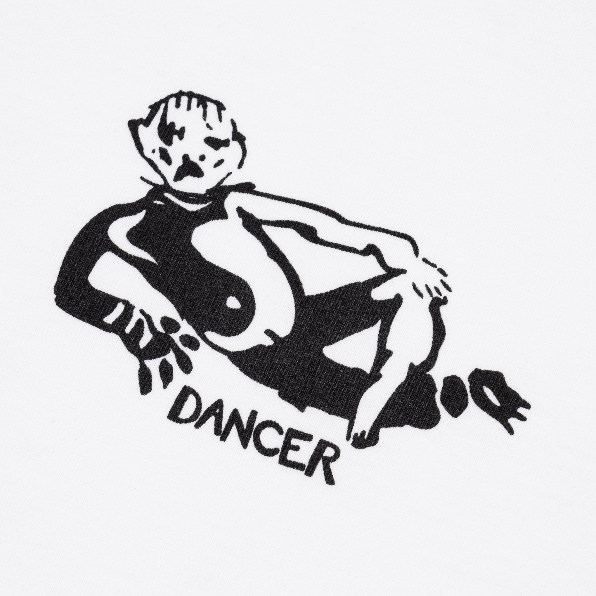 Dancer Lie Logo Tee
