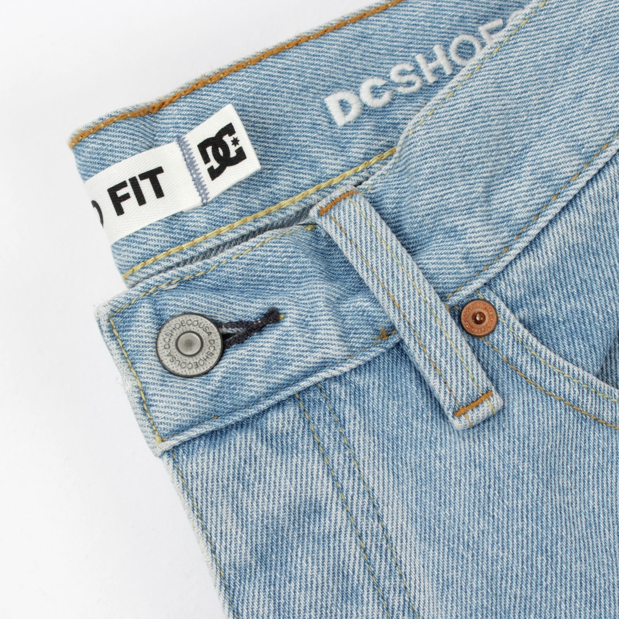 DC Worker Pant Product Photo #4