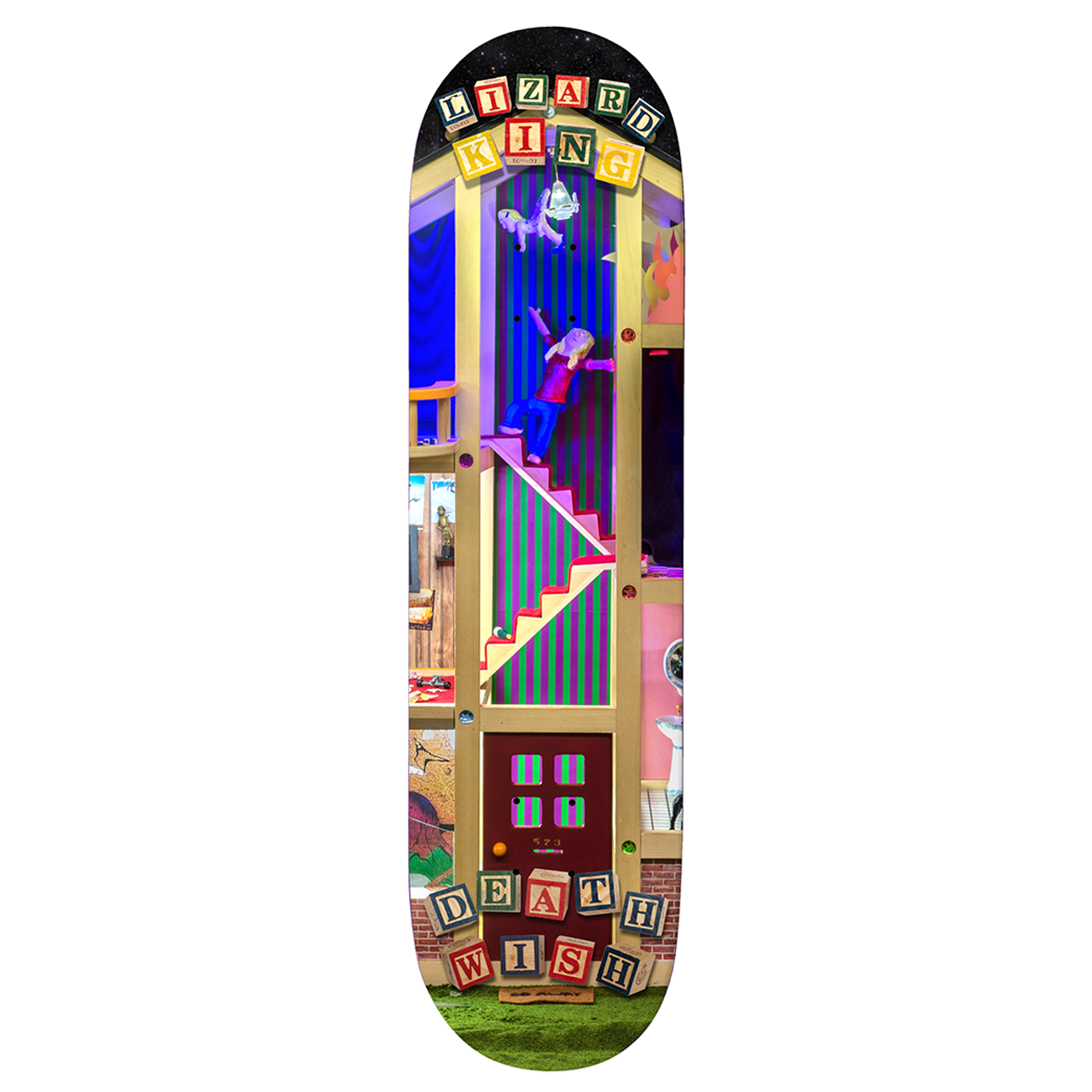 Deathwish House Deck Product Photo #1