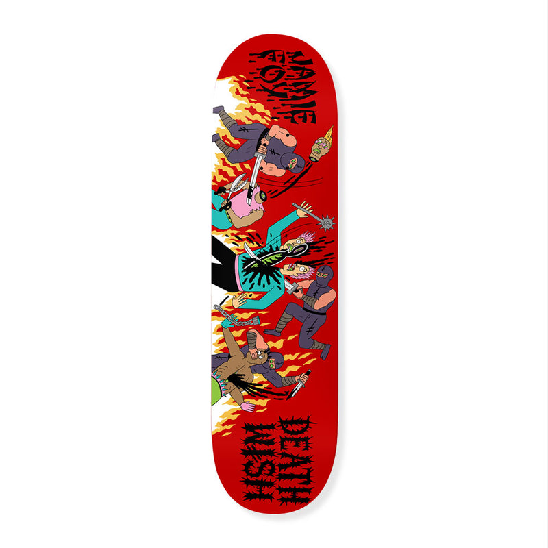 Deathwish Foy Revenge Of The Ninja Deck Product Photo