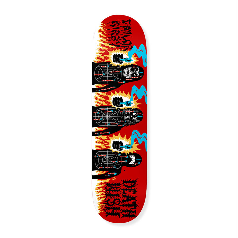 Deathwish Kirby Revenge Of The Ninja Deck Product Photo