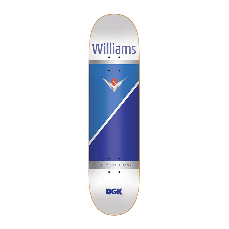 DGK Ashes To Ashes Williams Deck Product Photo