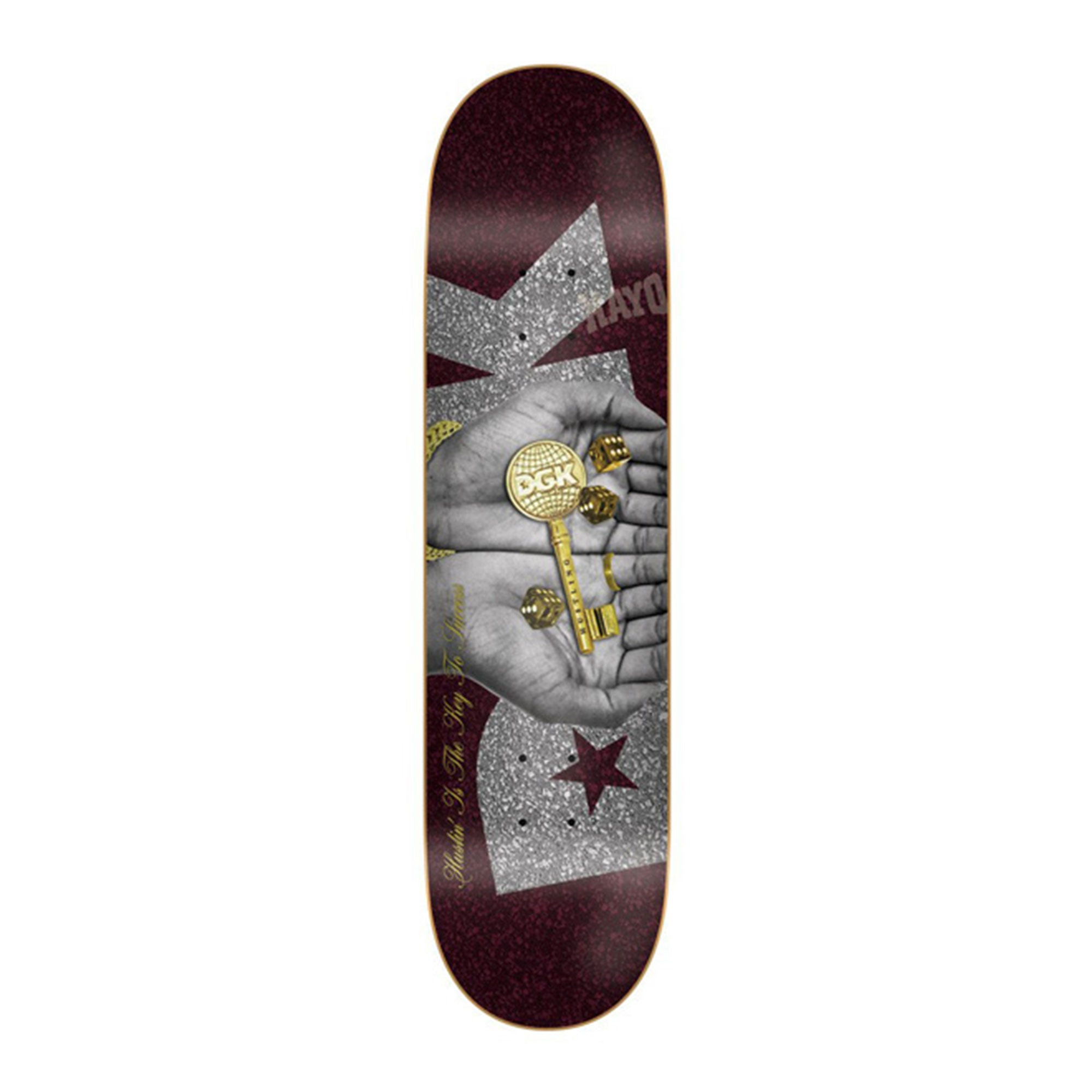 DGK Prosperity Deck Product Photo #1